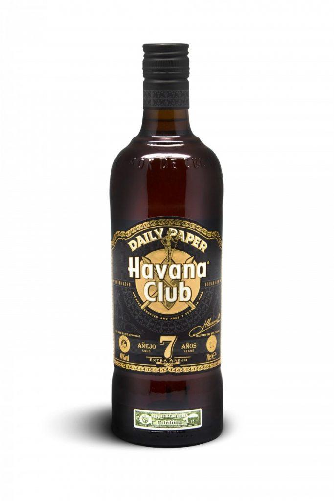 Havana Club 7 Años special met Daily Paper