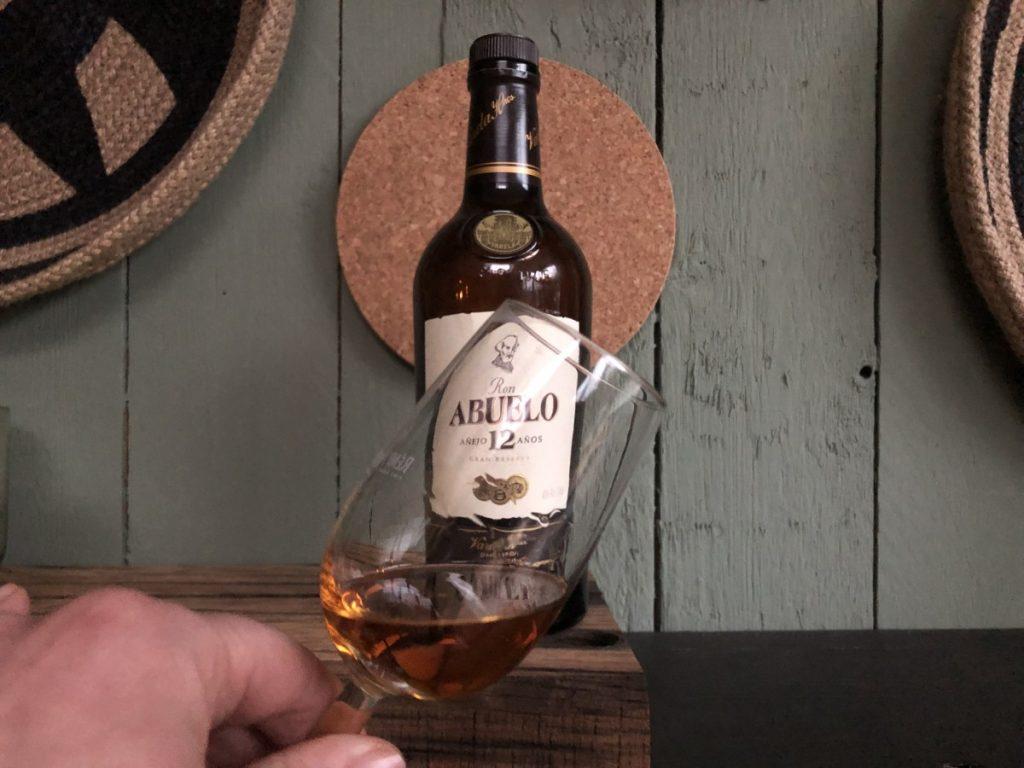 Abuelo rum 12 jaar oud review