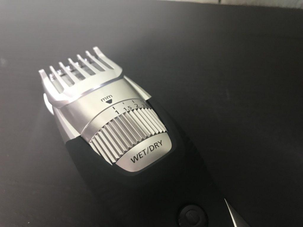Snijkop van de Panasonic baardtrimmer