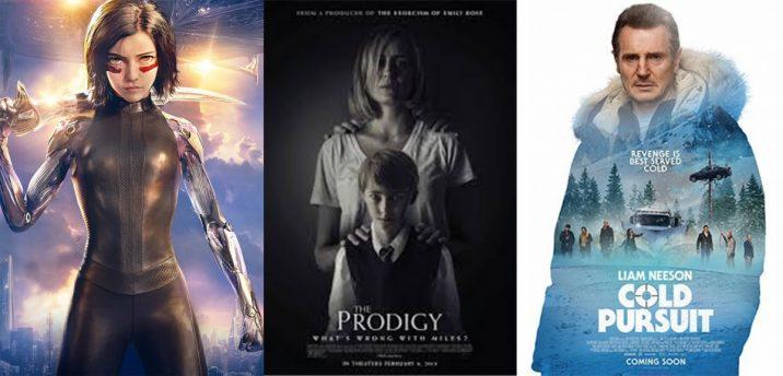 'Wat kijken we deze maand?' met o.a. Liam Neeson uit op wraak en Netflix series