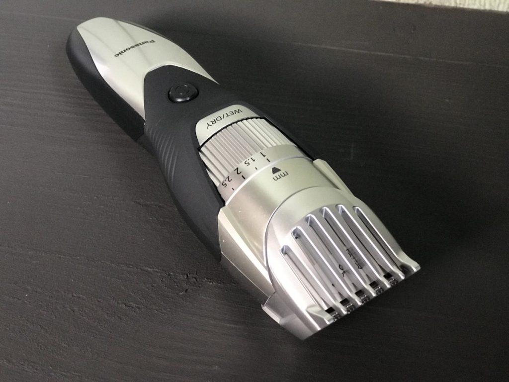 vooraanzicht van de body trimmer