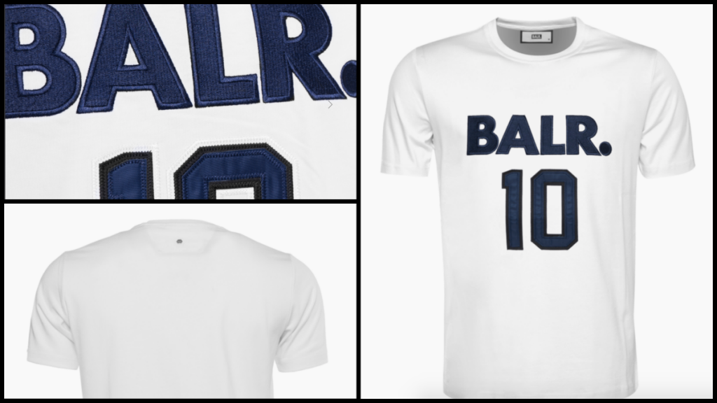 Shirt van Balr
