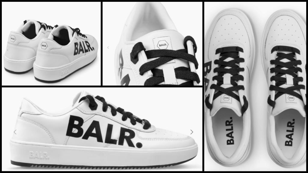 Sneaker van Balr