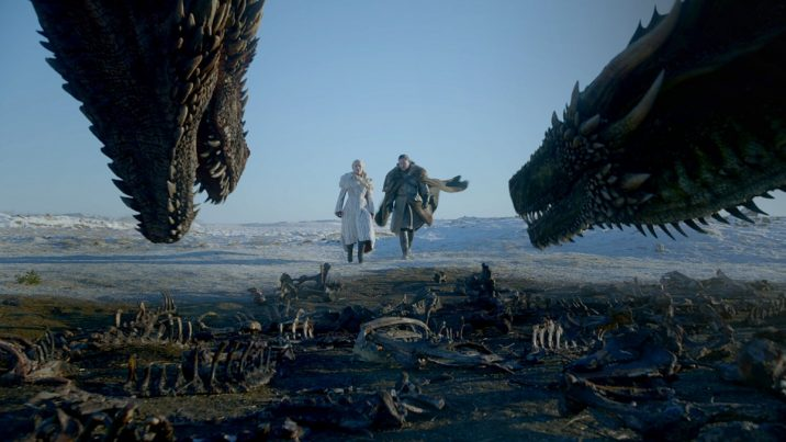 Trailer Game of Thrones seizoen 8 verschenen