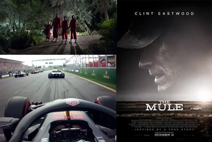 'Wat kijken we deze maand?' met o.a. de F1 documentaire, Clint Eastwood als veteraan en The Walking Dead