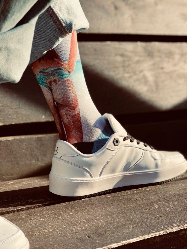 sock my babe sokken
