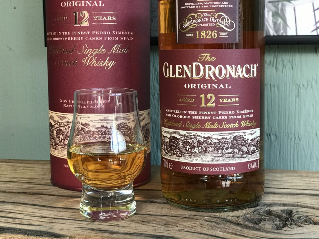The GlenDronach Original 12 years