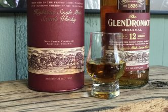 vooraanzicht GlenDronach 12 years old