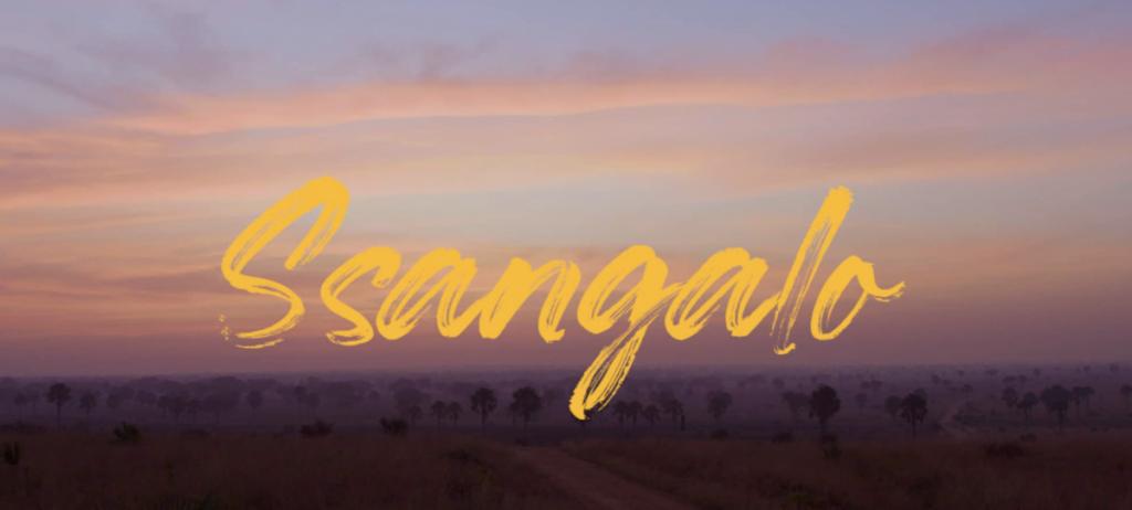 Ssangalo geluk is het Ugandese