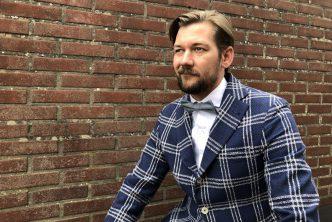 Jan Willem Huffmeijer met het mannen kapsels 2019 herfst winter