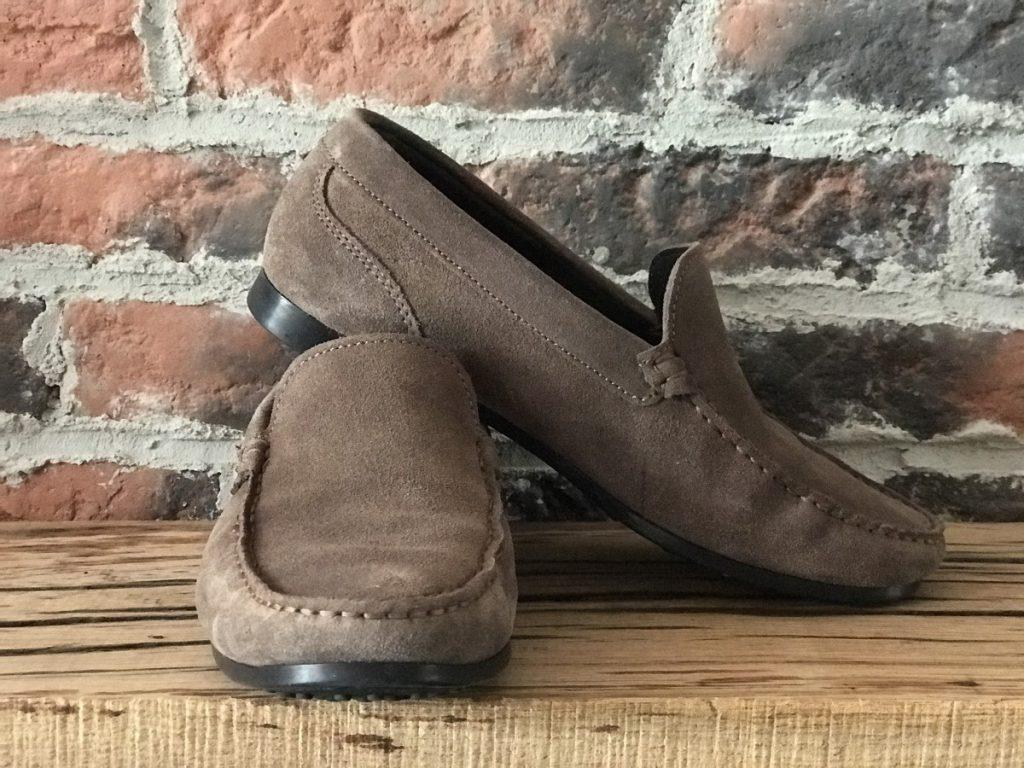 De loafers van Sebago