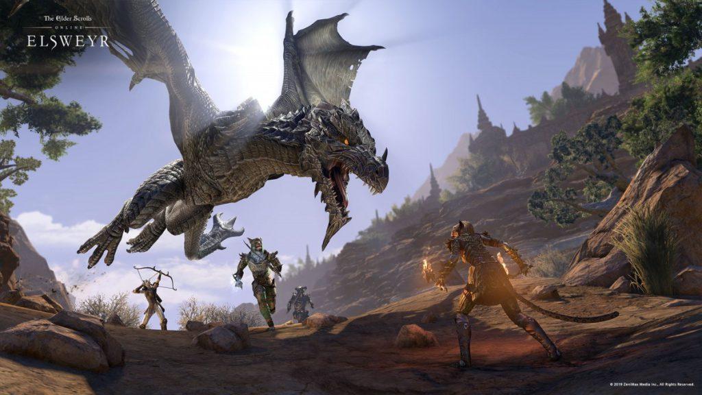 game de Elder Scrolls Online
