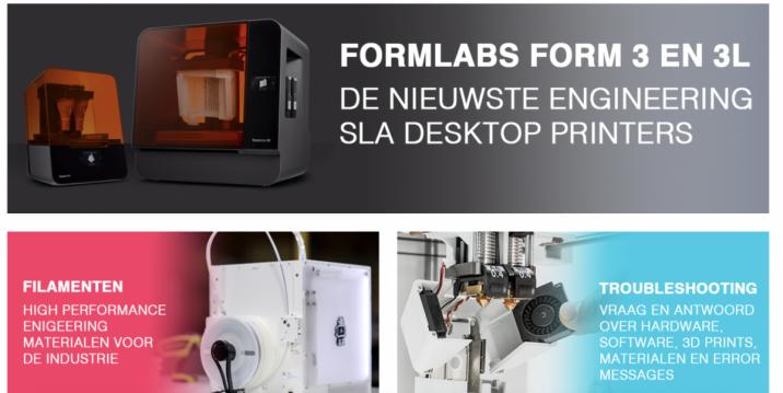 3D printen en 3D printers