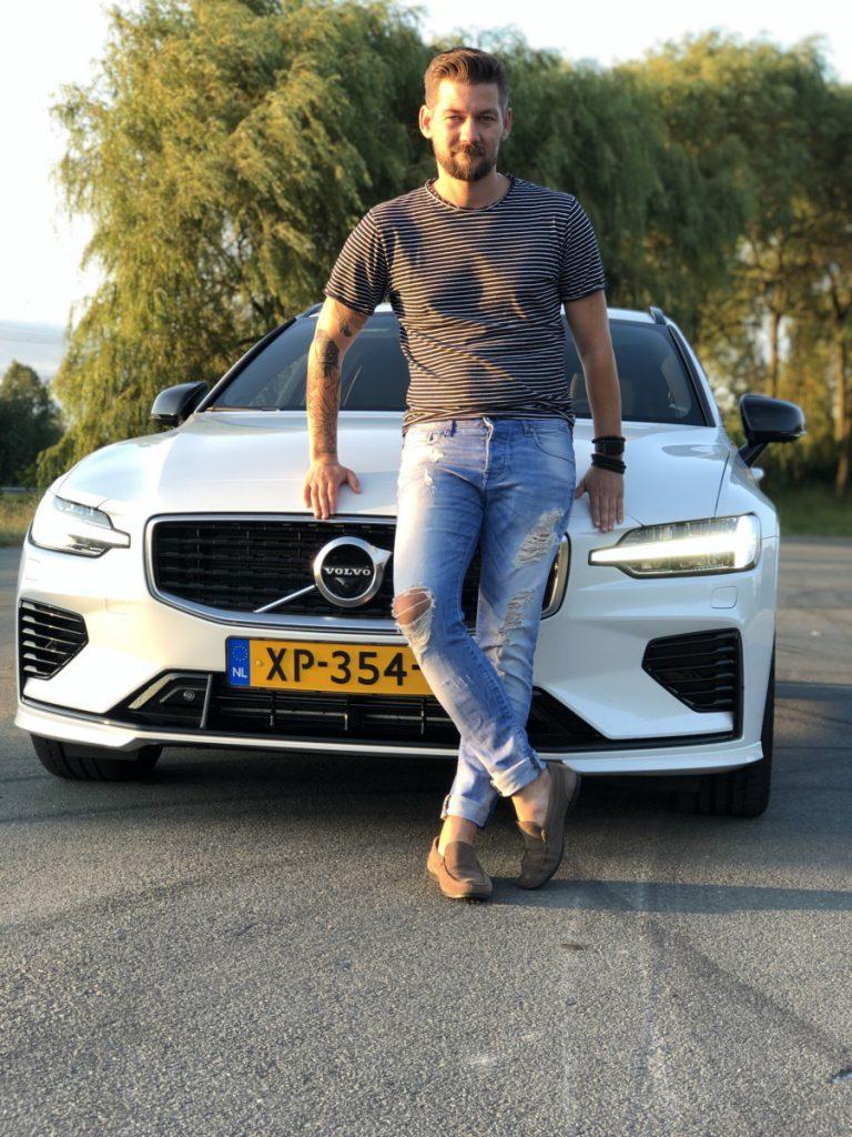 Een geweldige auto is de Volvo V60 T8