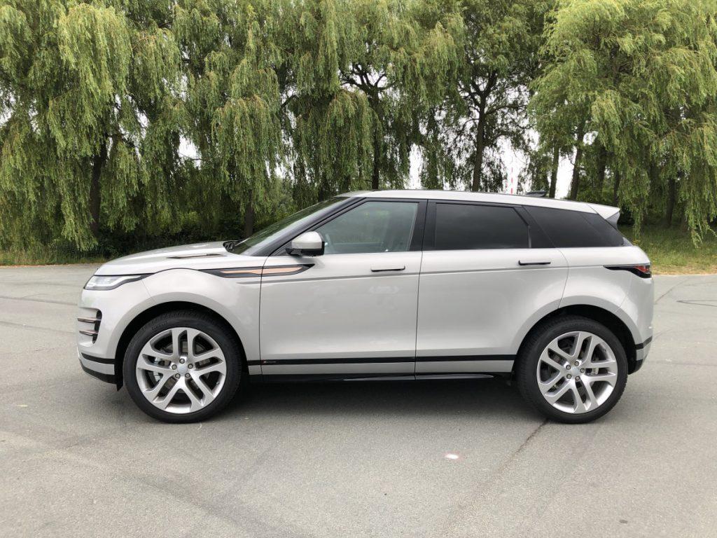 De nieuwe Range Rover Evogue