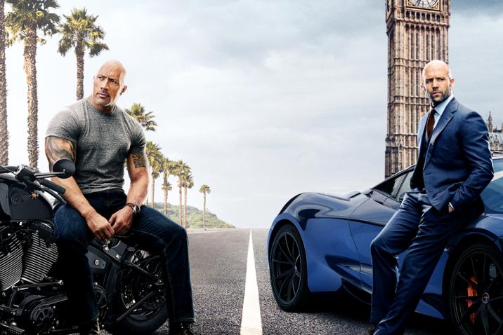 Fast & Furious: Hobbs & Shaw review 'Verstand op nul en gaan'