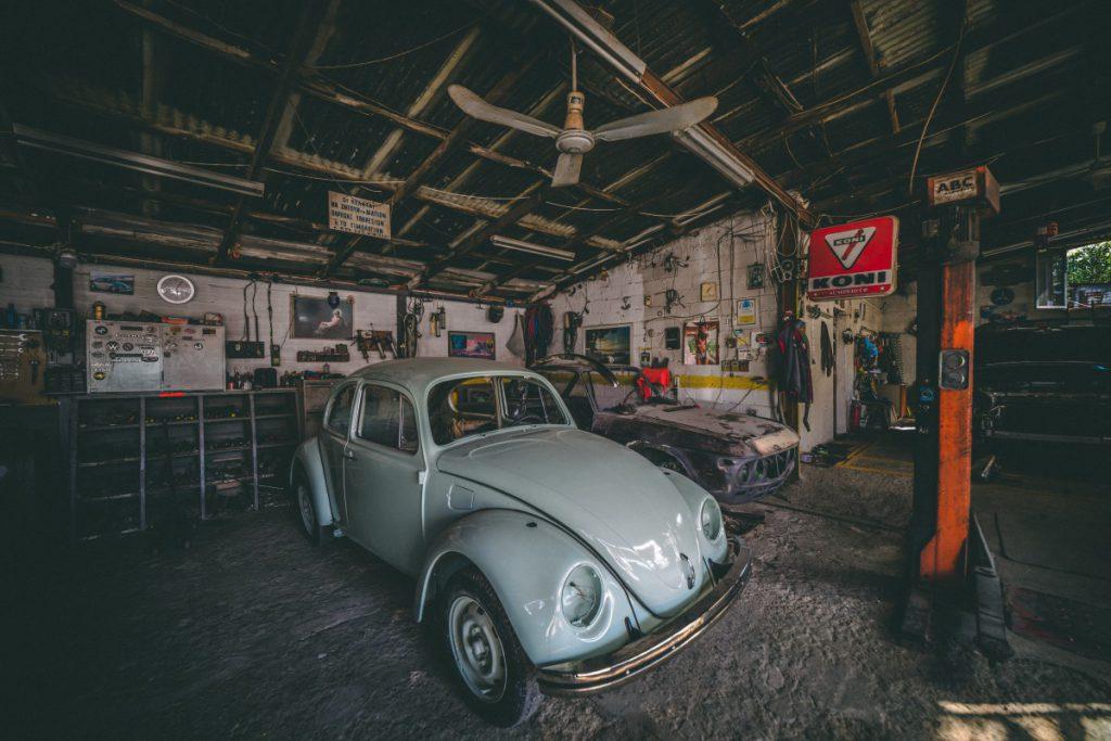 EasyCarParts garage