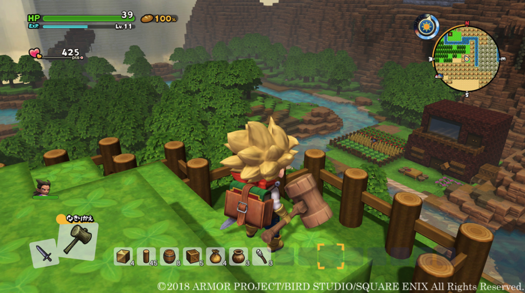 game Dragons Quest Builders 2
