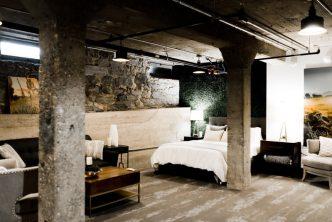 stoere mannen slaapkamer foto afkomstig van unsplash