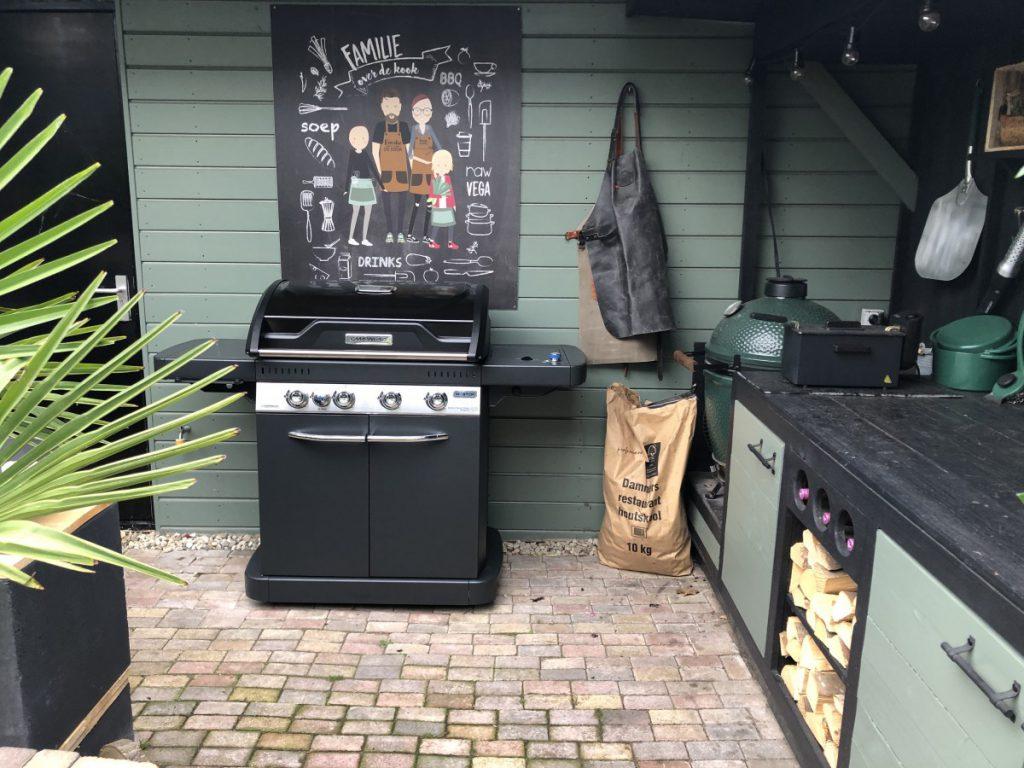 De Campingaz master 4 gasbarbecue review
