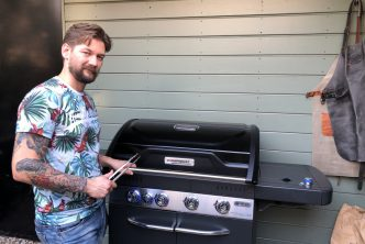 De Campingaz master 4 gasbarbecue review