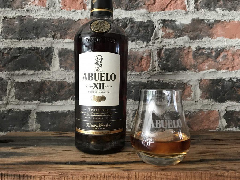 Cheers geniet van de Abuelo