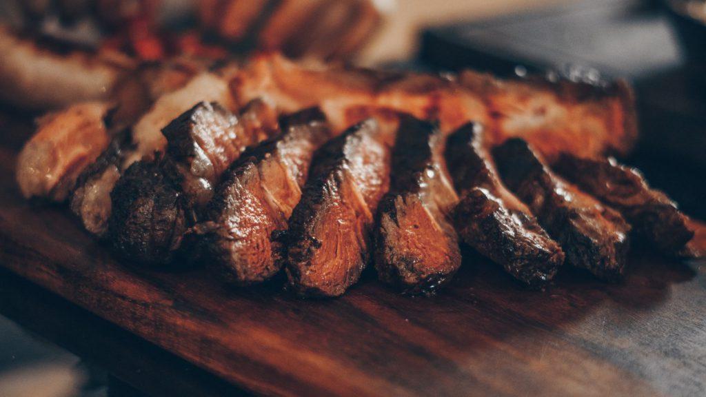 Vlees van kop tot staart