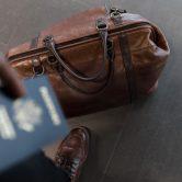 op reis met een visum