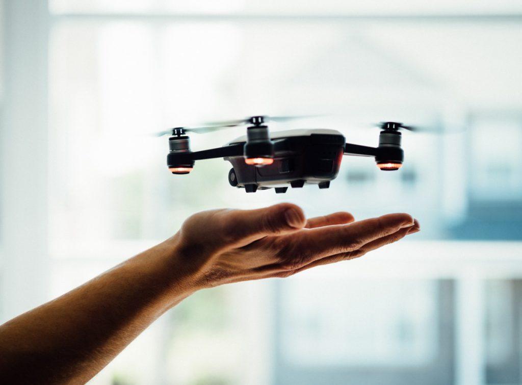 drones als een nieuwe hobby