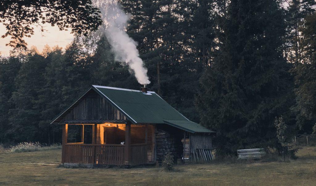Een heerlijke sauna in je blokhut is super fijn