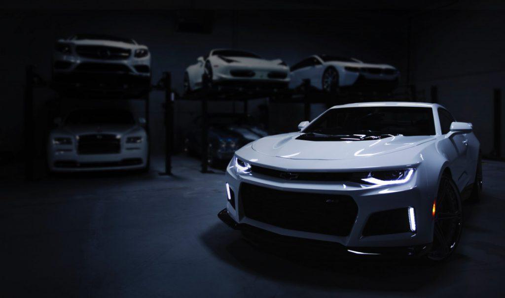 Een dure auto vraagt om een andere autoverzekering