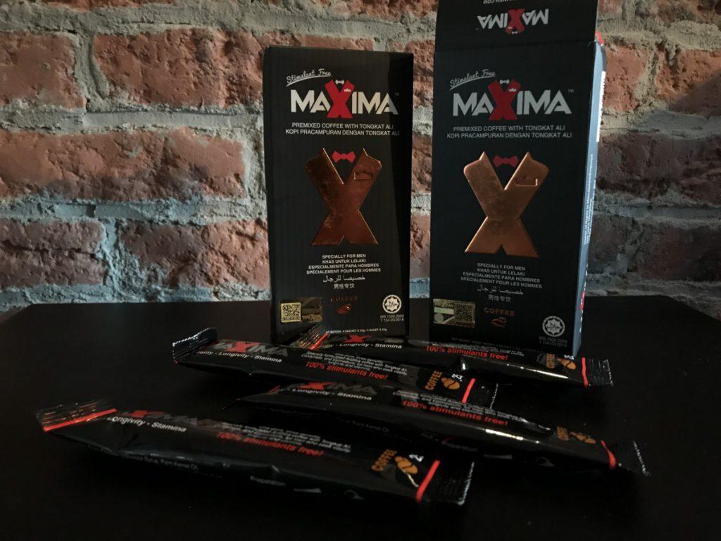 Maxima4men een stimulerend middel