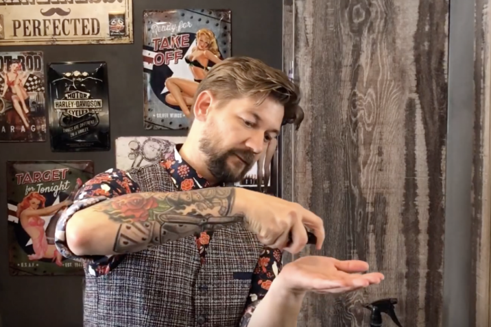 Hoe gebruik je baardolie in je baard van 2020