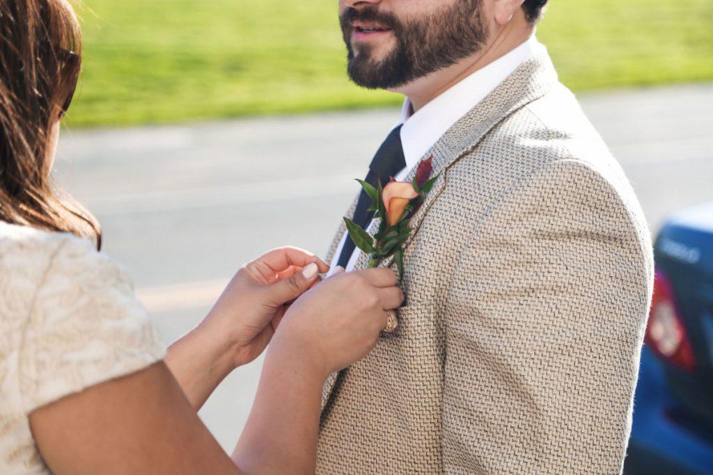 Regels bij het dragen van een trouwpak