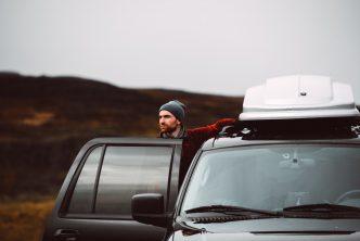 een dakkoffer voor de avonturier
