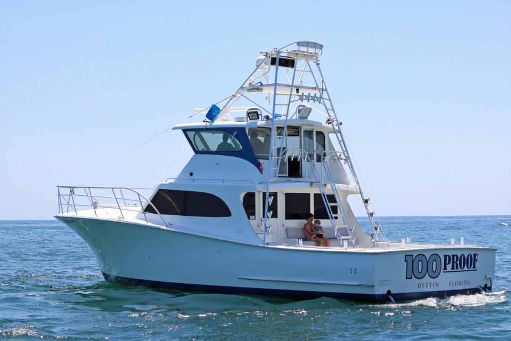 een hele mooie boot om op te vissen