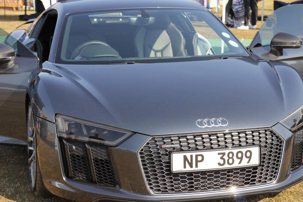 Een hele mooie dikke auto RS7