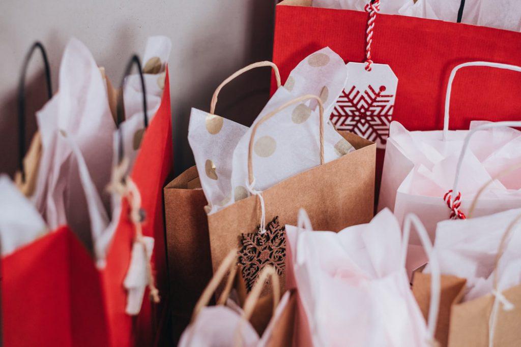 papieren tas bedrukken voor bedrijfslogo