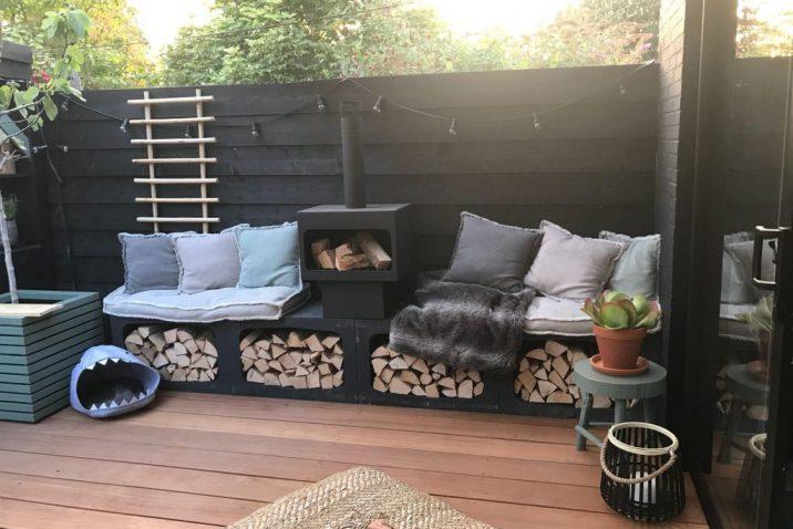 onderhoudsarme en stoere tuin inrichten