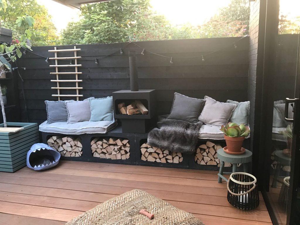 onderhoudsarme tuin inrichten
