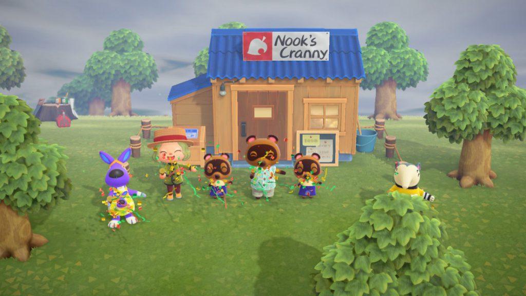 Game review van B4men over Animal Crossing