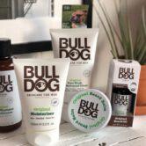 De producten van Bulldog Skincare voor mannen. Deze producten zijn voor huid en baard