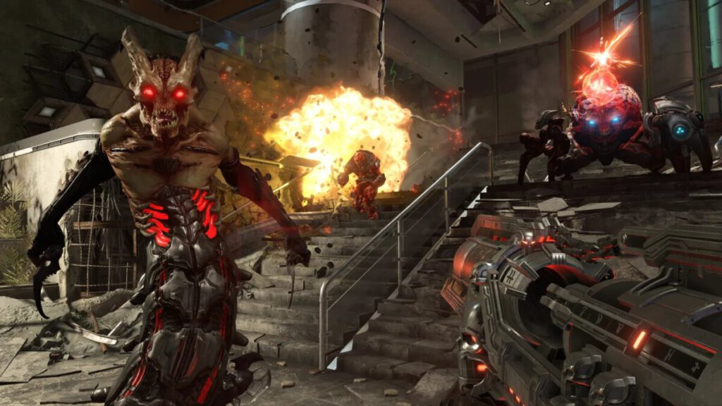 Game review Doom