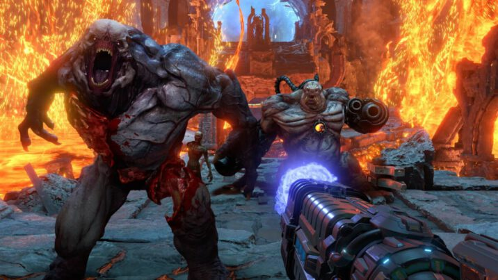 game review Doom Eternal