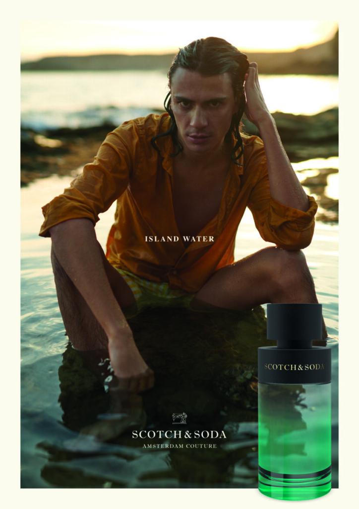 Scotch & Soda Island Water Eau de Parfum voor mannen