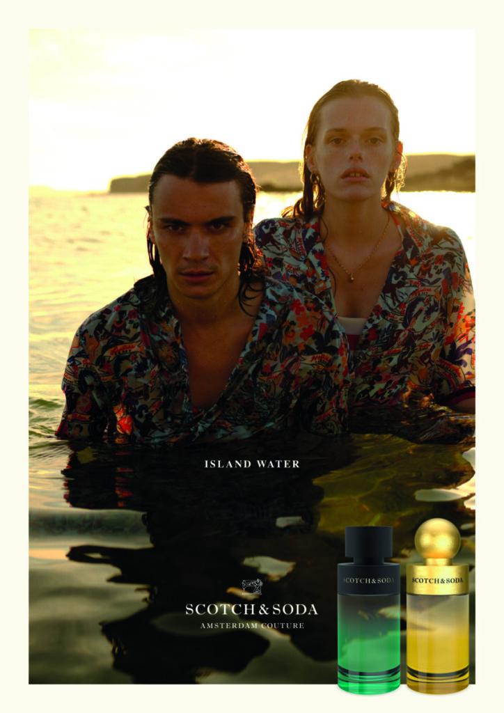 Beeld van Island Water van Scotch & Soda