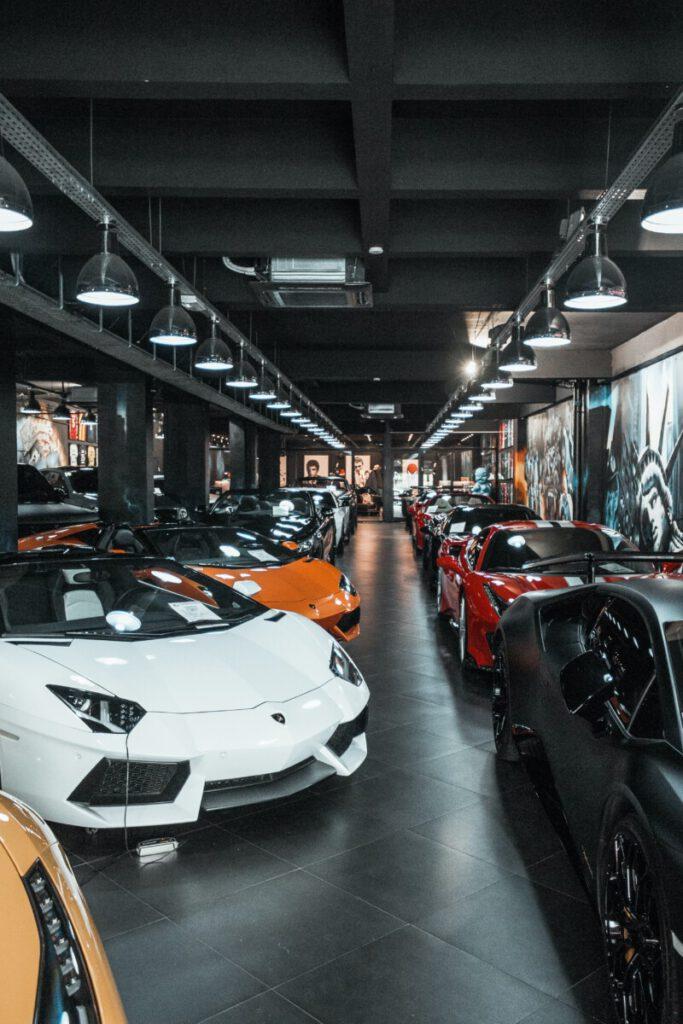 Lamborghini en Bitcoin