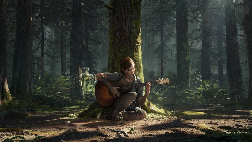 Game review The last of us