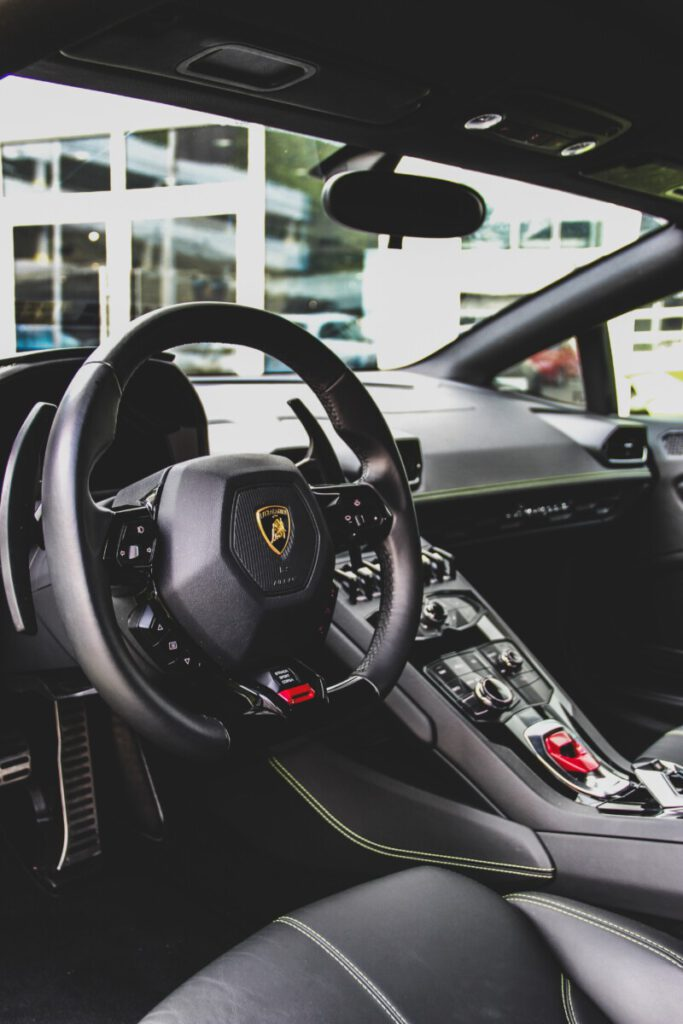 Lamborghini postzegels verzamelen