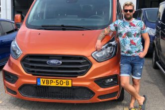 Ford Transit MR-ST review